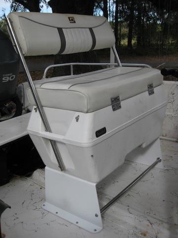 Todd Cooler Seat Kit
